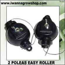 KIT EASY ROLLER (2 U) (POLEAS) | Para colgar Reflectores