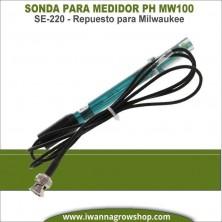 Medidor de ph y humedad suelo wassertech for Medidor ph tierra