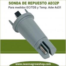 Sonda Recambio Medidor Adwa AD31 - AD32
