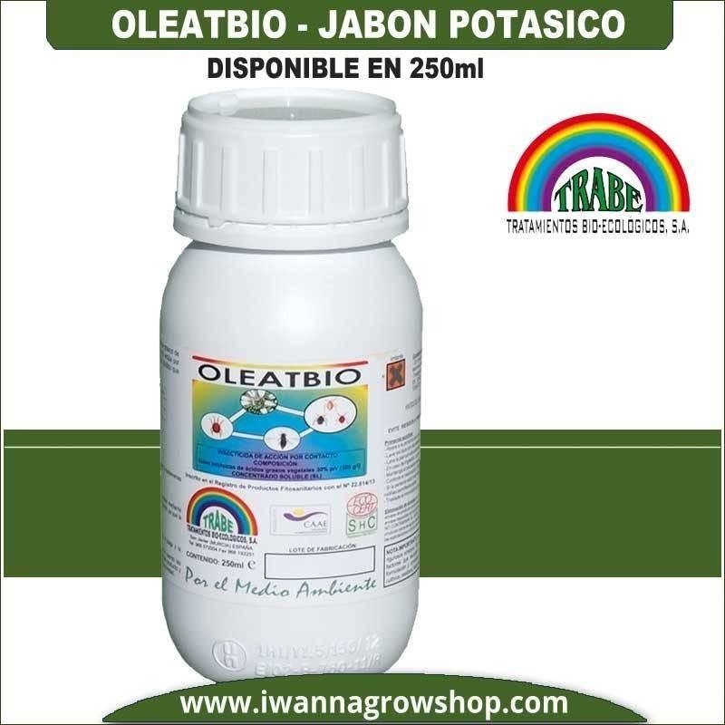 Oleatbio 250ml – Jabón Potásico