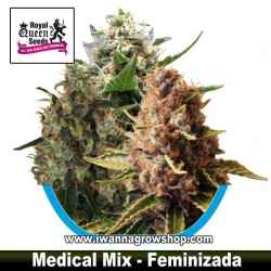 Medical Mix – Feminizadas – Royal Queen