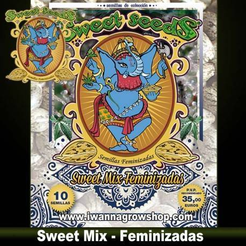 Sweet Mix Feminizadas