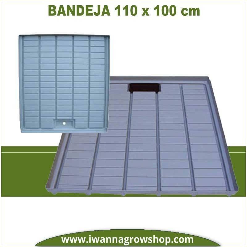BANDEJA de CULTIVO 110 x 100 | Porta macetas | Marihuana