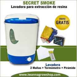 Lavadora Secret Smoke 2 Mallas