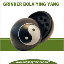Grinder Bola Ying Yang