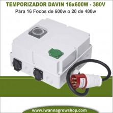 Temporizador DV 44K 16x600 (380V)