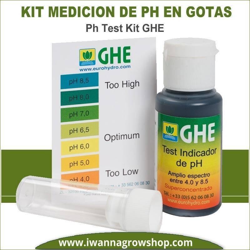 Ph Test Kit General Hydroponics