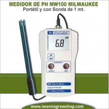 Medidor de PH MW100 Milwaukee