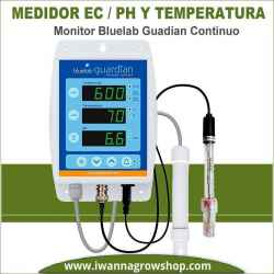 Medidor de PH y EC Continuo Bluelab Guardian