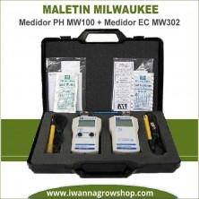 Maletín Milwaukee PH + EC