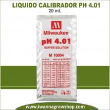 Líquido Calibrador PH 4.01
