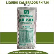 Líquido Calibrador PH 7.01