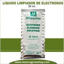 Líquido Limpiador de Electrodos Milwaukee