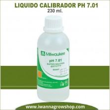 Líquido Calibrador PH 7.01 230 ml