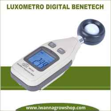 Luxómetro digital Benetech