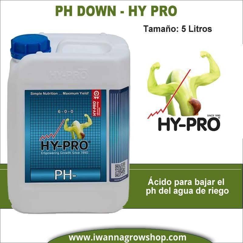 Ph – Hy-pro (5 litros)