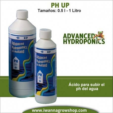 Ph Up (0.5L-1L) - Advanced Hydroponics