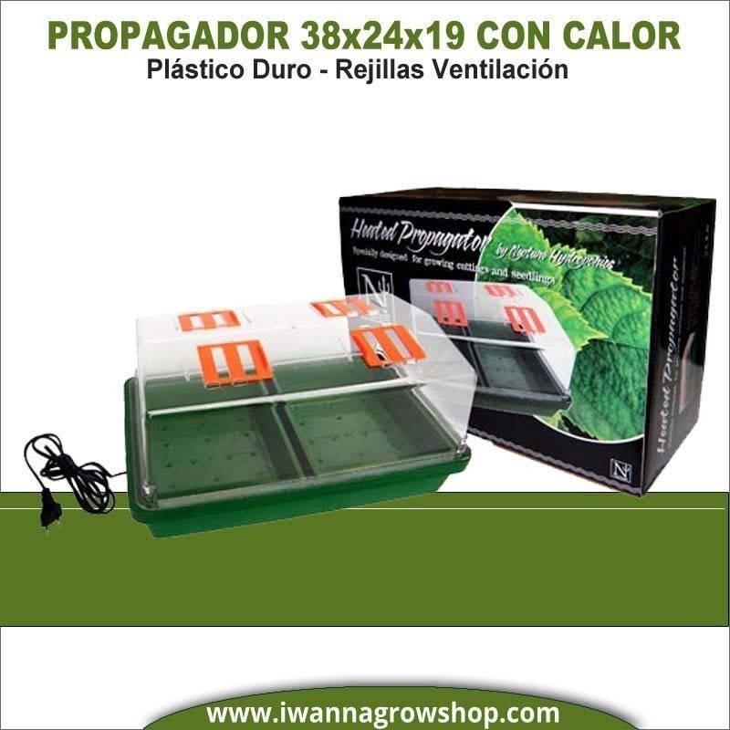 Propagador 38x24x19 Con Calor