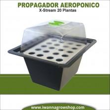 Propagador X-Stream 20 plantas – Nutriculture