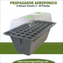 Propagador X-Stream 40 plantas (Ver. 2) – Nutriculture