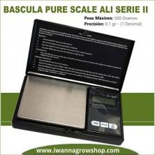 Báscula Pure Scale ALI Serie II (500 GR. X 0.1)