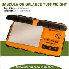 Báscula On Balance Tuff Weight (1000 Gr. x 0.1)