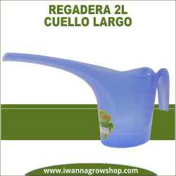 Regadera 2 L de cuello largo
