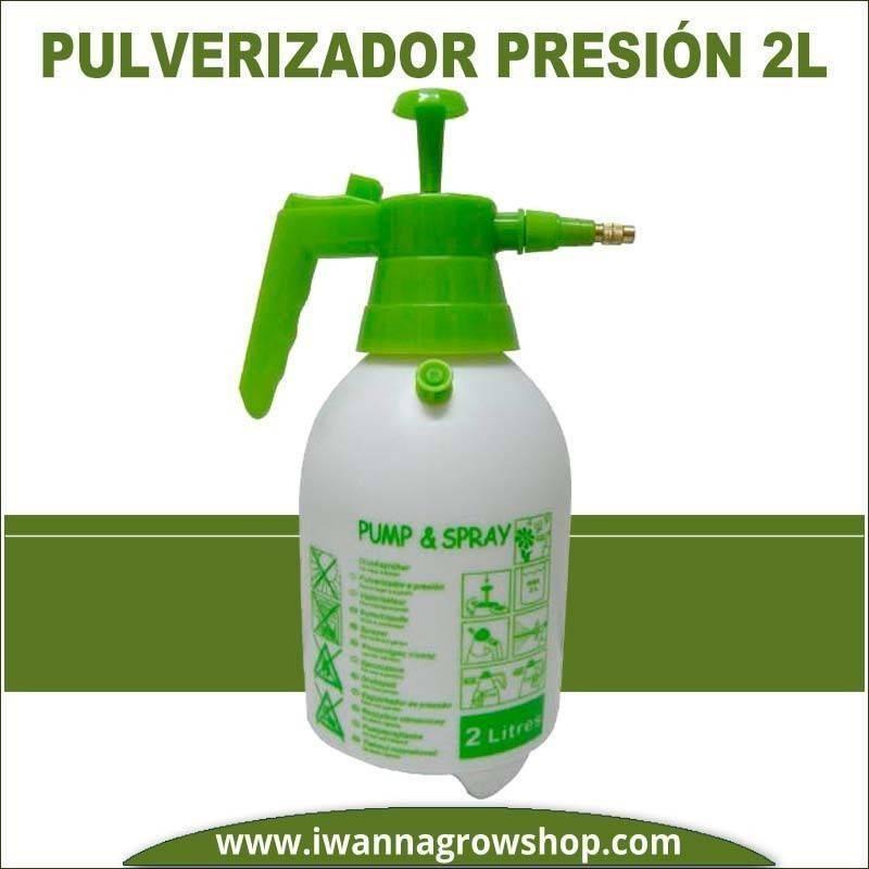 Pulverizador Presión 2L