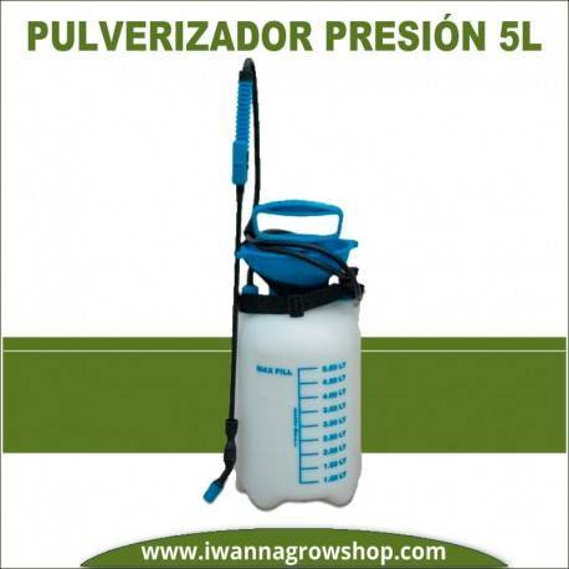Pulverizador Presión 5L