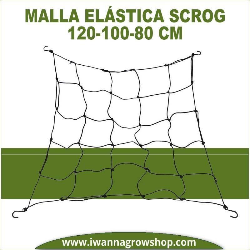Malla elástica SCROG 120-100-80