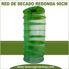Red de secado redonda 90 cm