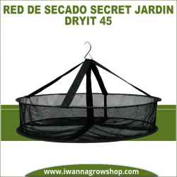 Red de secado Dryit 45 de Secret Jardin