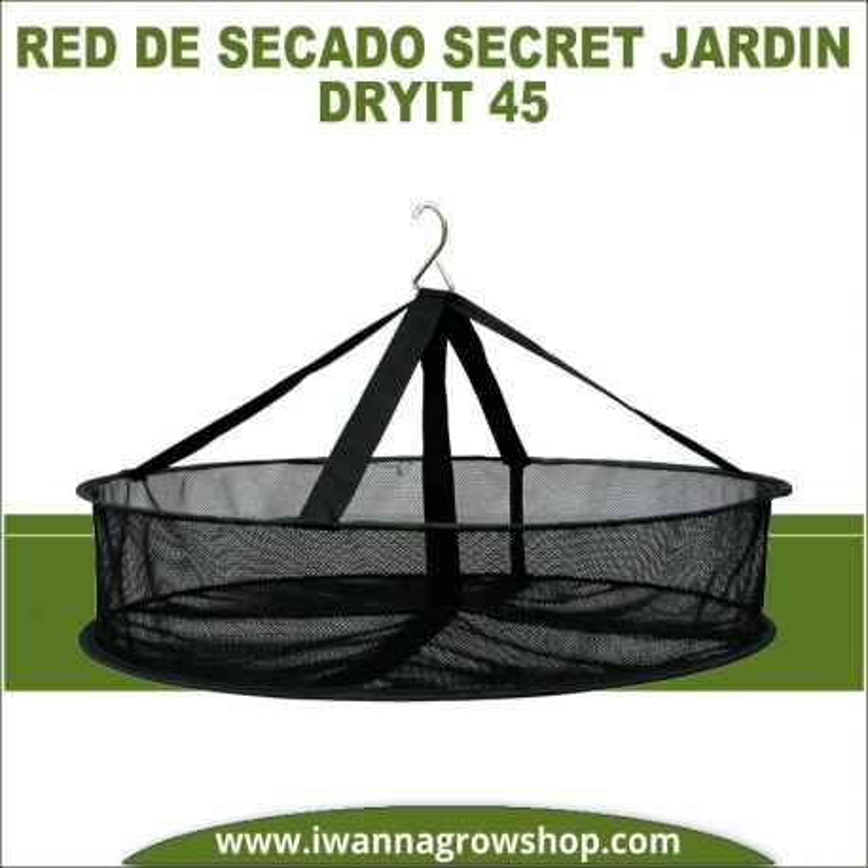 Red de secado Dryit 45 de Secret Jardin