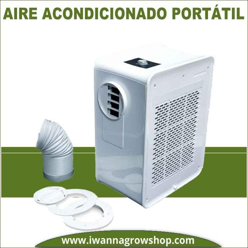 Image of aire acondicionado porttil sin tubo exterior aire - Aire condicionado portatil ...