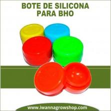 Bote de silicona para BHO