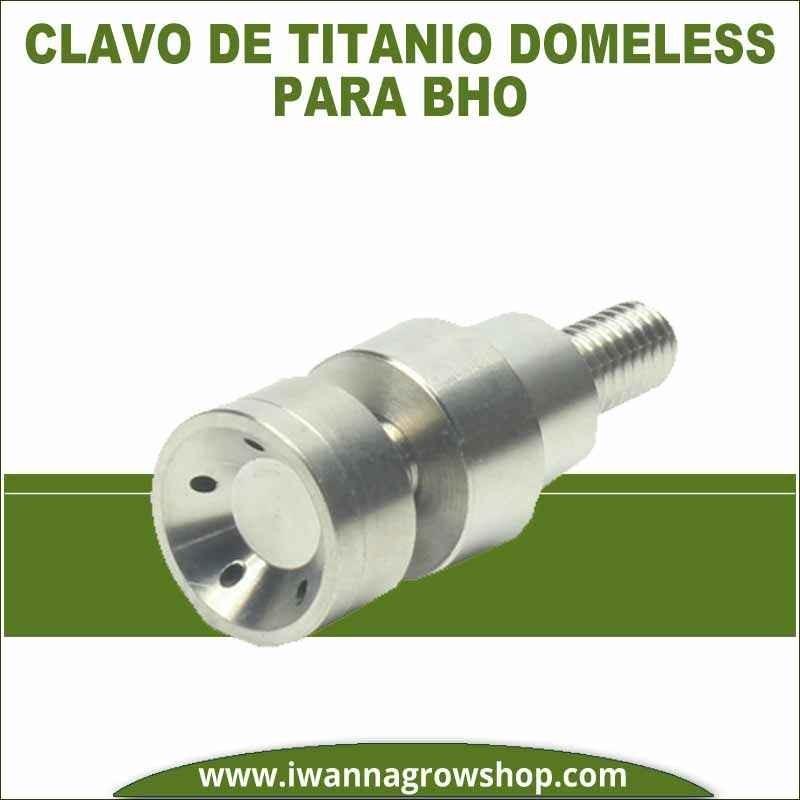 Clavo de titanio Domeless para BHO
