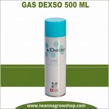 Gas Dexso 500 ml para BHO