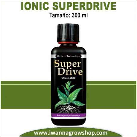 Ionic SuperDrive (300ml) – Growth Technology