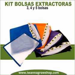 Kit Bolsas de extracción Pure Factory