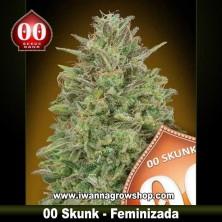00 Skunk – Feminizada – 00 Seeds