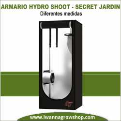 Armario Hydro Shoot de Secret Jardin
