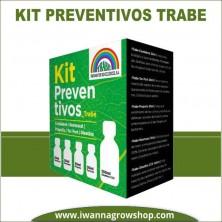 Kit preventivos trabe – Control de plagas