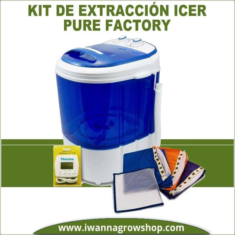 Kit de extracción Icer
