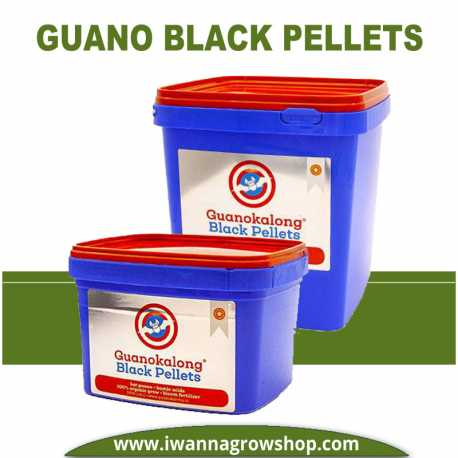 Guano Black Pellets