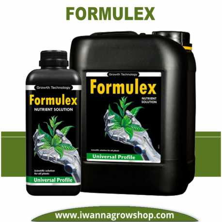 Formulex (100 ml - 1 L) – Growth Technology