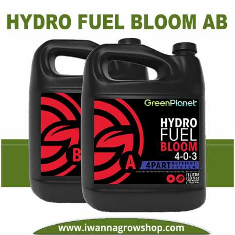 Hydro Fuel Bloom A&B