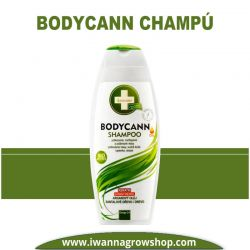 Bodycann Champú a base de cáñamo para cabello sensible 250 ml