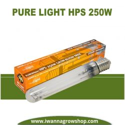Bombilla Pure Light HPS 250w