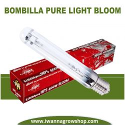 Bombilla Pure Light HPS Bloom