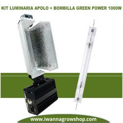 Kit Luminaria Apolo 1000w